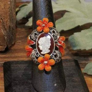 Jewelry - European Cameo Ring